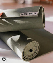 Load image into Gallery viewer, Jade Harmony 68'' Yoga Mat - Olive