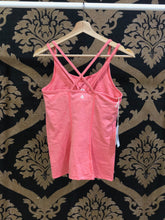 Load image into Gallery viewer, Manduka SMALL Cross Strap Cami 2.0 - Heather Vibrance