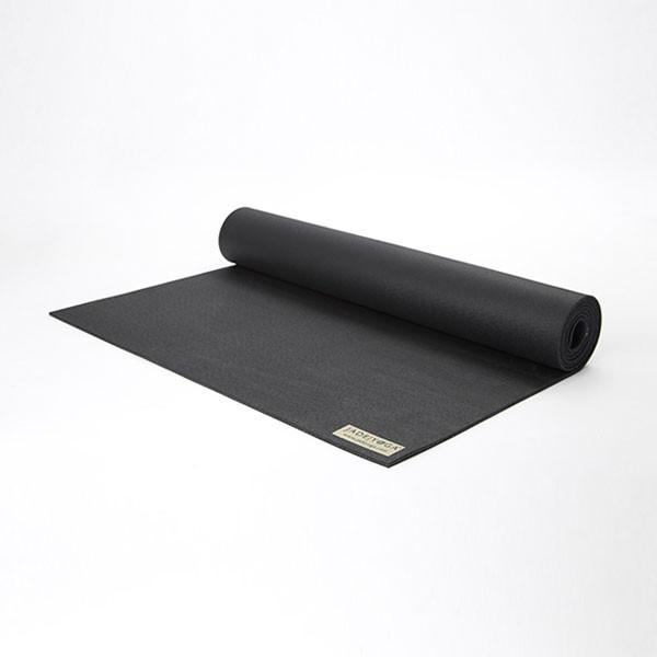 Jade Travel Yoga Mat - Black