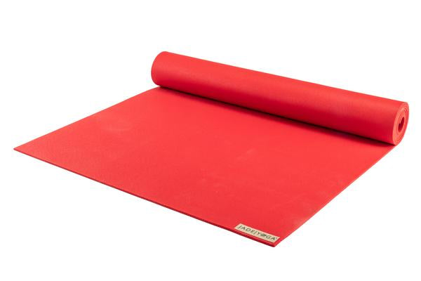 Jade Harmony Yoga Mat - Fire Engine Red