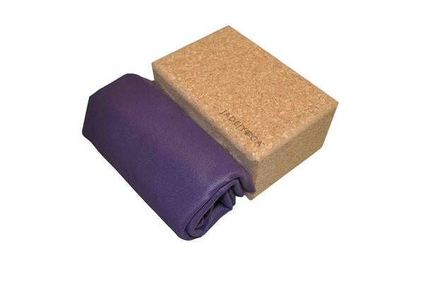 Jade Voyager 68'' Yoga Mat 1.6mm - Purple