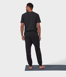 Manduka MEDIUM Recharge Jogger - Black
