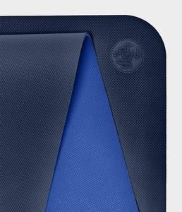 Manduka Begin® Yoga Mat 5mm - Navy