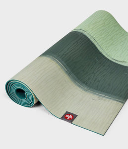 Manduka  Eko® Lite Yoga Mat 4mm - Green Ash Stripe