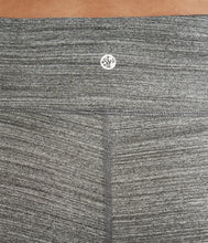 Load image into Gallery viewer, Manduka SMALL Essential Legging - Dark Heather Grey