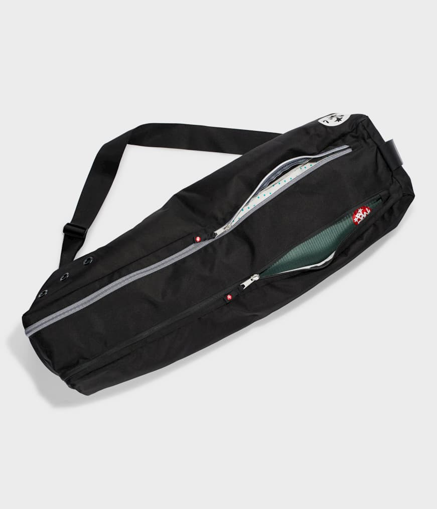 Manduka Go Steady 3.0 Mat Carrier - Black