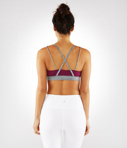 Manduka XS Luminous Bra - Root