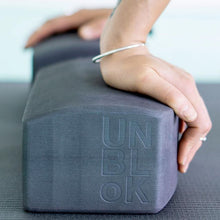 Load image into Gallery viewer, Manduka UnBlok Recycled Foam Yoga Block - Thunder