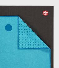 Load image into Gallery viewer, Manduka Yogitoes® Yoga Mat Towel - Turquoise