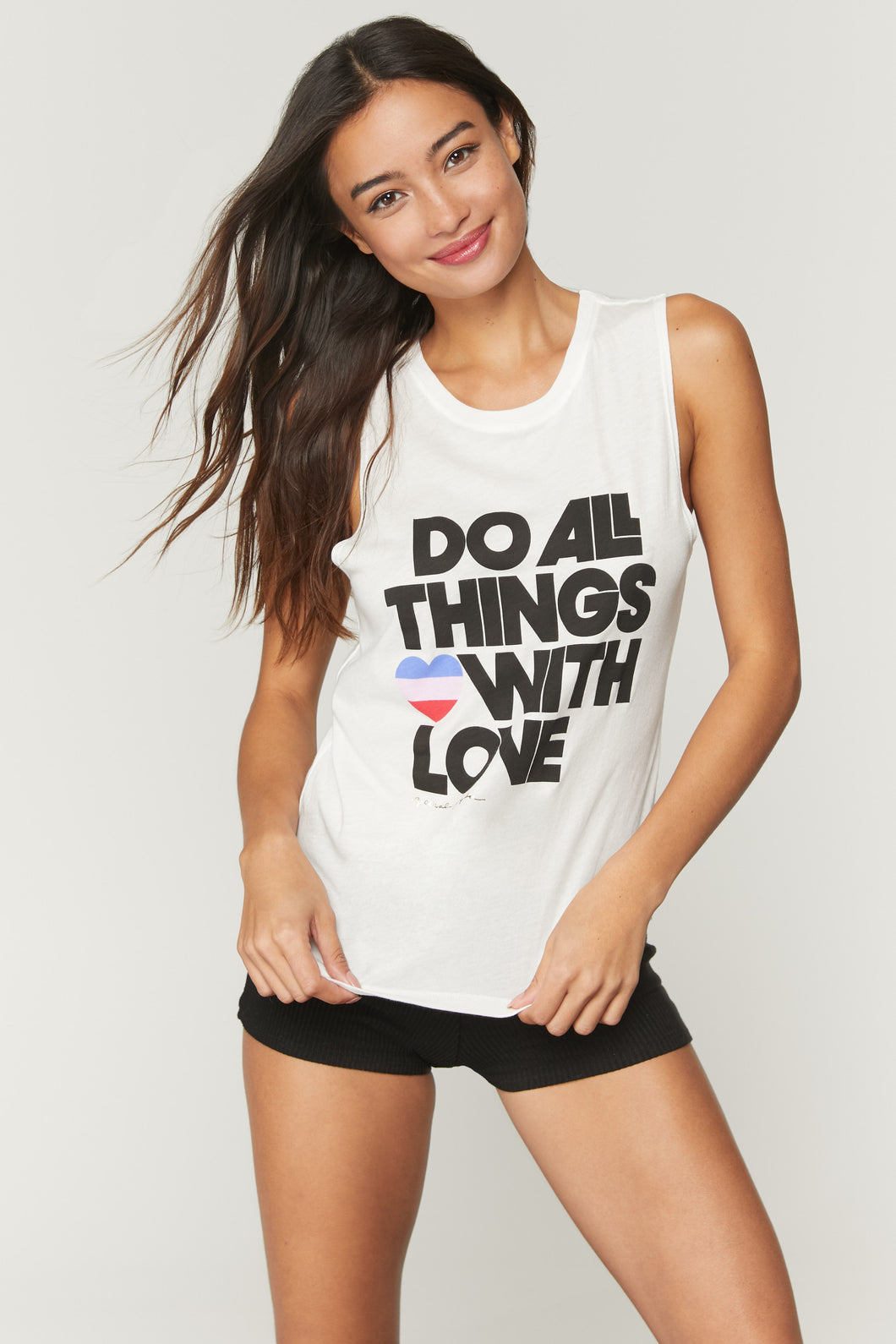 Spiritual Gangster XS All Things Muscle Tank - Stone