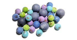 Yoga Tune Up Therapy Ball PLUS Pair in Tote
