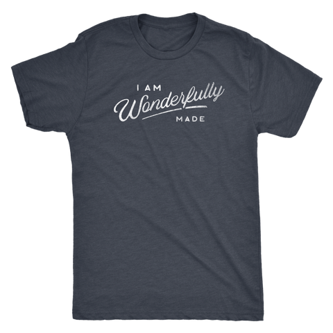 Wonderfully Made Tee (Men's)