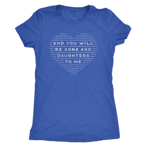 Sons & Daughters Tee (Women's)