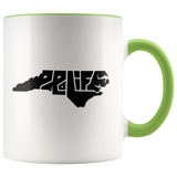 North Carolina Pro-Life State Mug (11 oz.)