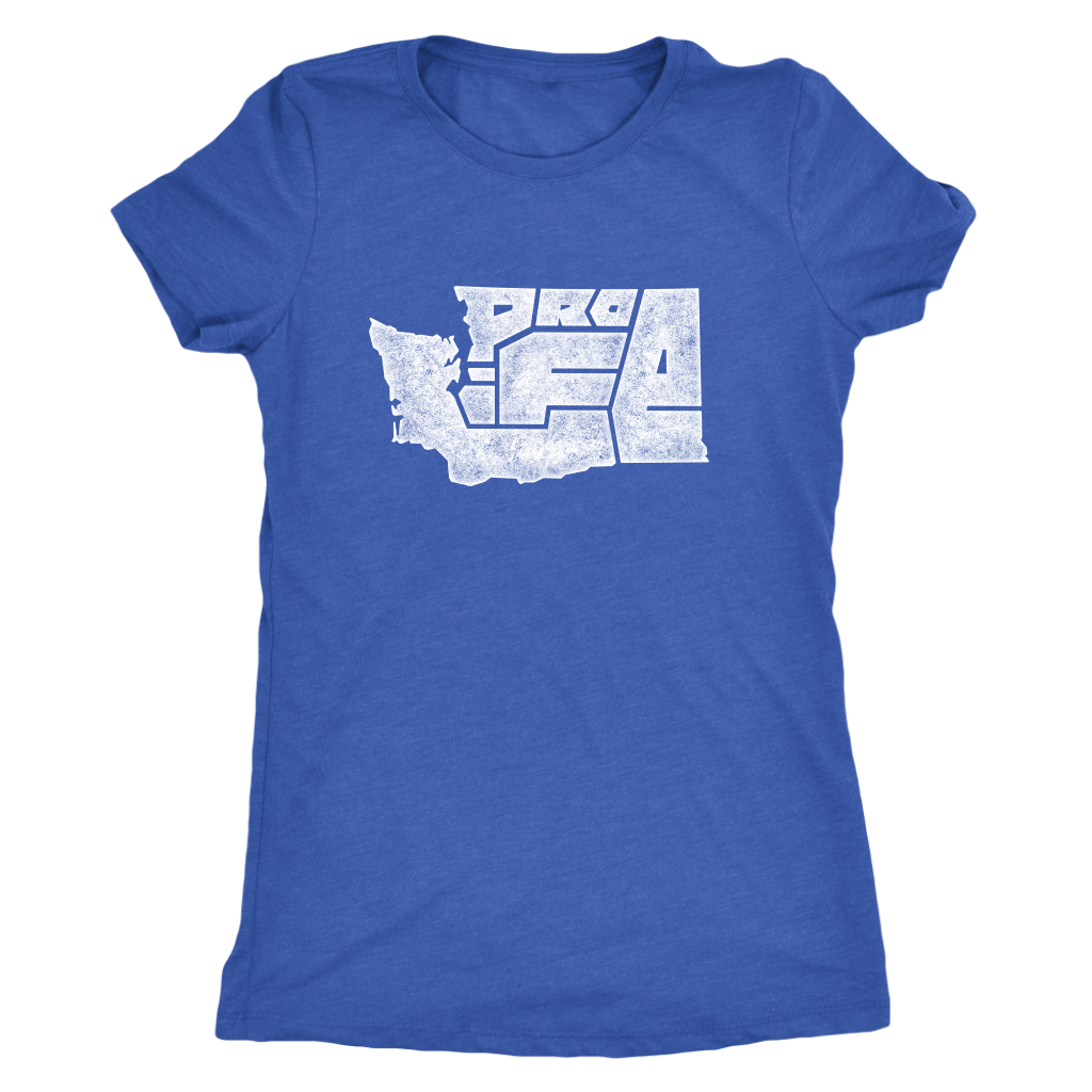Washington Pro-Life State Tee (Women's)