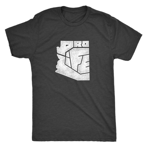 Arizona Pro-Life State Tee (Men's/Unisex)