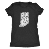Indiana Pro-Life State Tee (Women's)