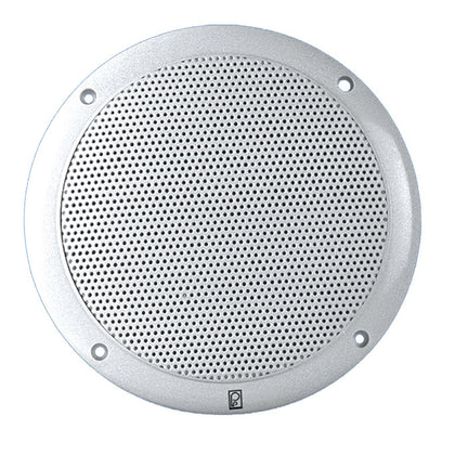 "PolyPlanar 6"" Dual Cone Integral Grill Speaker - (Pair) White [MA4600]"