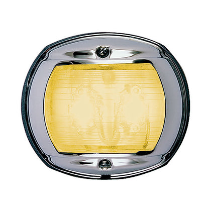 Perko LED Towing Light - Yellow - 12V - Chrome Plated Housing [0170MTWDP3]