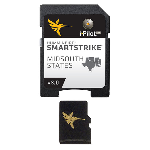 Humminbird SmartStrike MidSouth States 2018 - Version 3 [600037-3]