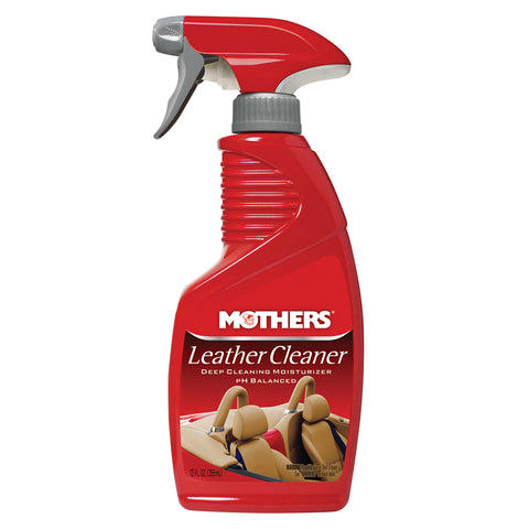 Mothers Leather Cleaner - 12oz - *Case of 6* [06412CASE]