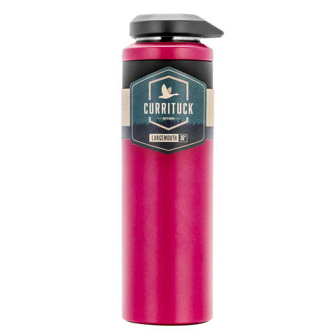Camco Currituck Wide Mouth Beverage Bottle - 36oz - Raspberry [51948]
