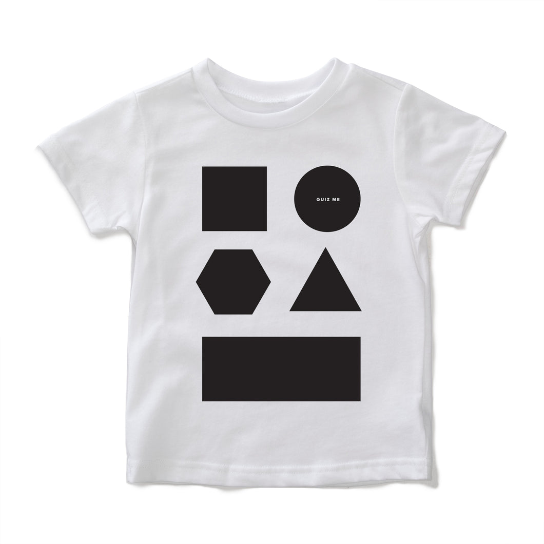 Modern Shapes Tee