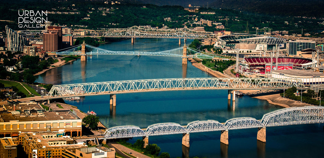 Bridges Of Cincinnati
