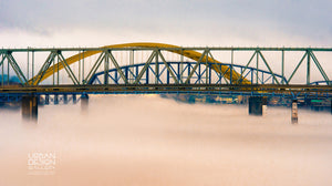 High Fog on The River