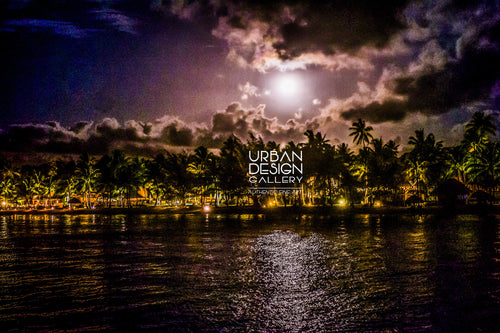 Nighttime in the Islands