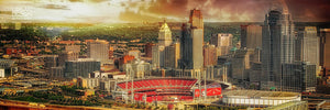 Summer In Cincy (Panoramic)