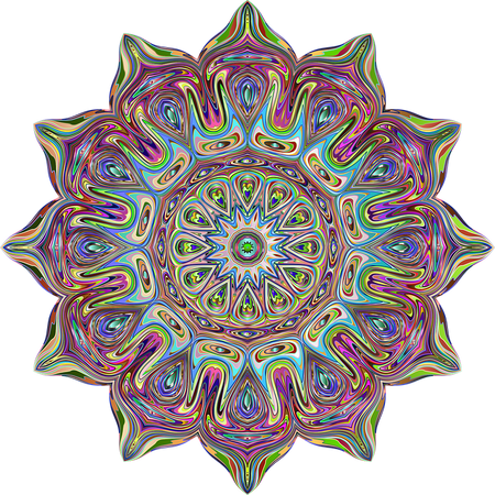 Mandala Wall Colorful Tapestries