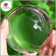 6cm Clear Quartz Feng Shui Crystal Ball