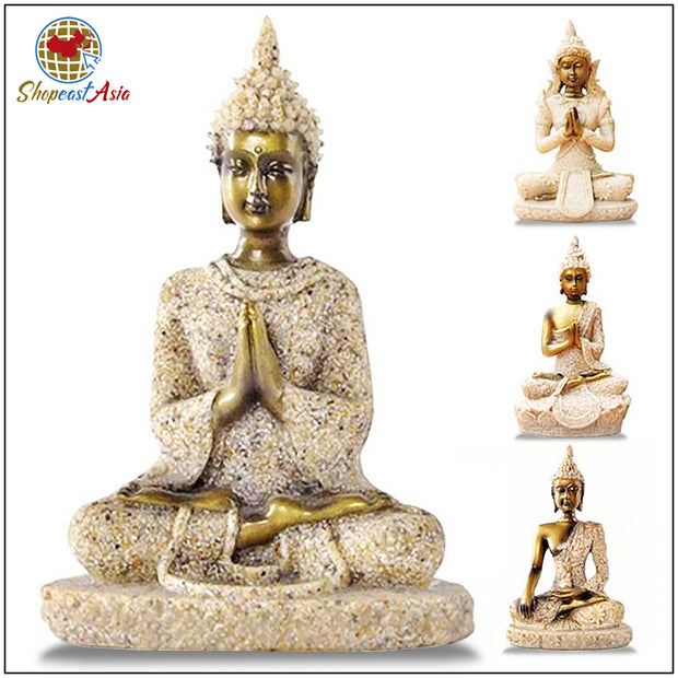Meditation Buddha Statue Sculptures for home decor and gift
