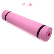 Yoga Mats for Women and Men