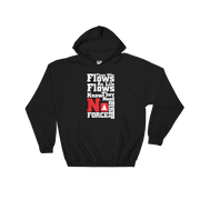 Hooded FLOWS Sweatshirt