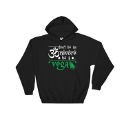 Hooded BE VEGAN Sweatshirt