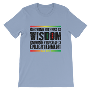 Short-Sleeve Unisex WISDOM T-Shirt