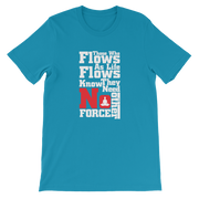 Short-Sleeve Unisex  FLOWS T-Shirt