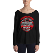 Ladies' Long Sleeve Tee Buddha-William Blake- Corinthians Combined Quotes