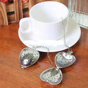 Heart Shaped Tea Infuser Spoon