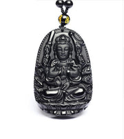 Buddha Pendant Lucky Necklace