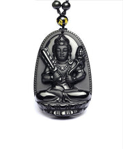 Buddha Pendant Lucky Necklace Shopeast Asia