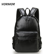Simple Design Leather Men Bag