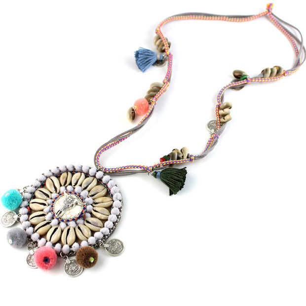 Bohemia Statement Necklace