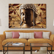 Wall Art Buddha Canvas painting for Living Room Shopeast Asia