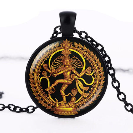 Pendant Buddhist Spiritual Necklace Shopeast Asia