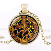 Pendant Buddhist Spiritual Necklace