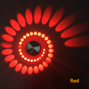 Modern Decorative Spiral Led Light