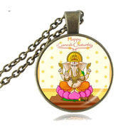 Buddha Meditation Spiritual Necklace